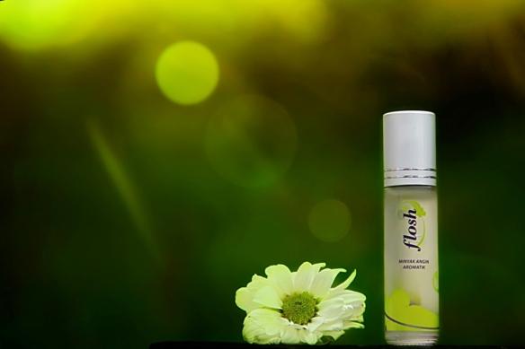 Minyak Angin Aromatherapy Flosh