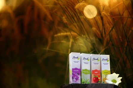 Kaya Khasiat Aromaterapi, Wangi Menyegarkan
